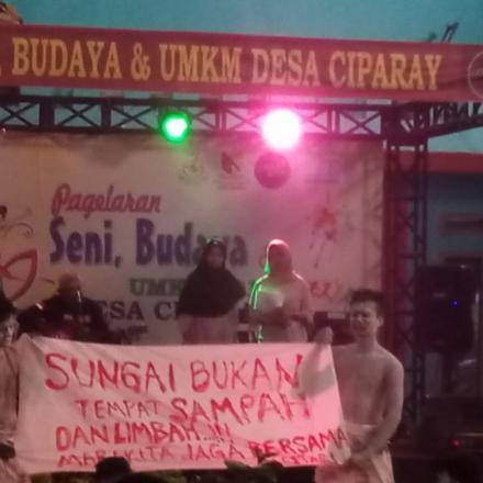 Album : GELAR SENI BUDAYA & UMKM DESA CIPARAY 02 DESEMBER